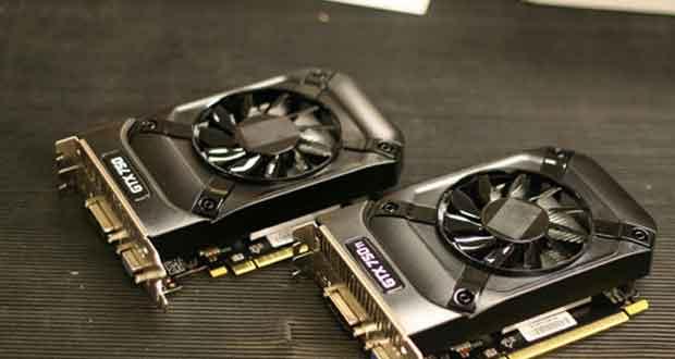 GeForce GTX 750 et GTX 750 Ti