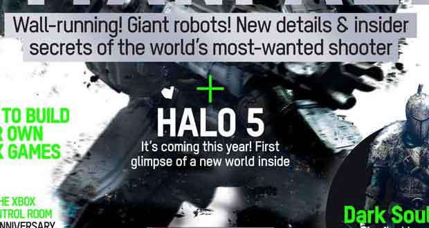 Halo 5 en 2014 ?