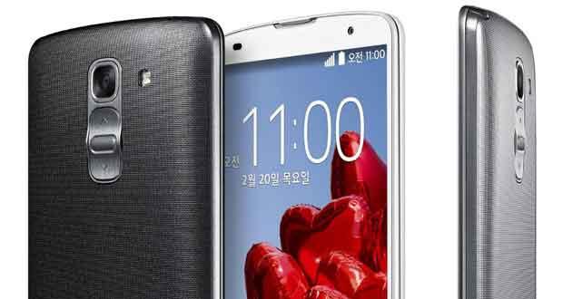 Smartphone LG G Pro 2