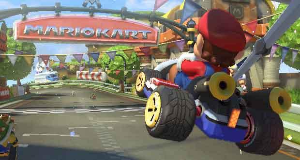 Mario Kart sur Wii U