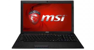 PC gaming MSI GP60 2OD-431XFR 17 pouces