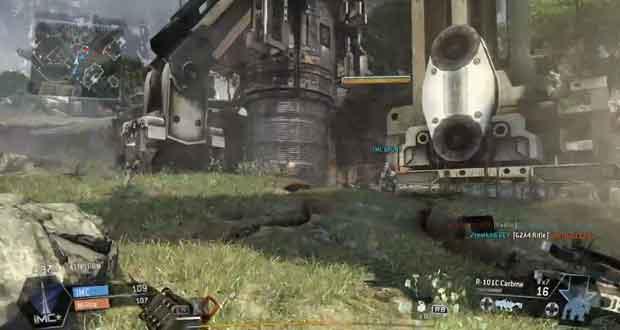 Titanfall sur Xbox One