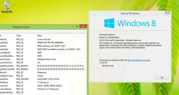 Windows 8.1 Update RTM