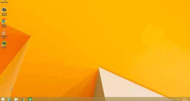 Windows 8.1 Update, le bureau