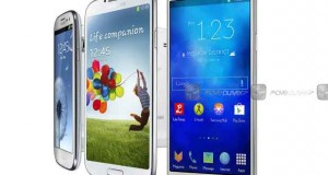 Galaxy S5, Concept design
