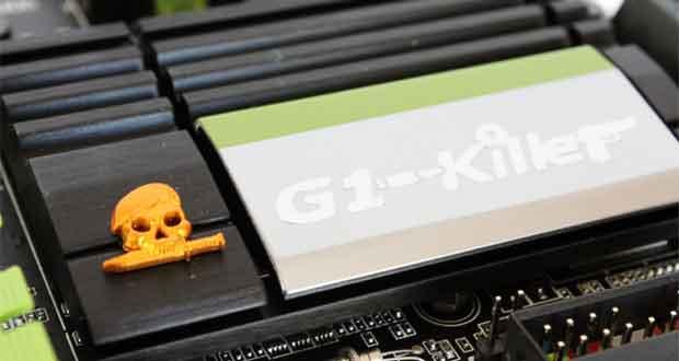 Carte mère Gigabyte G1.Sniper M5