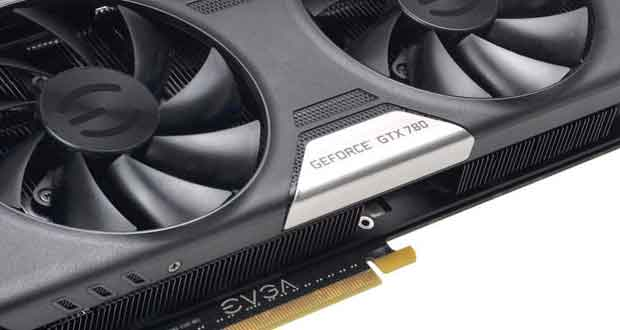 GeForce GTX 780 6 Go d'EVGA