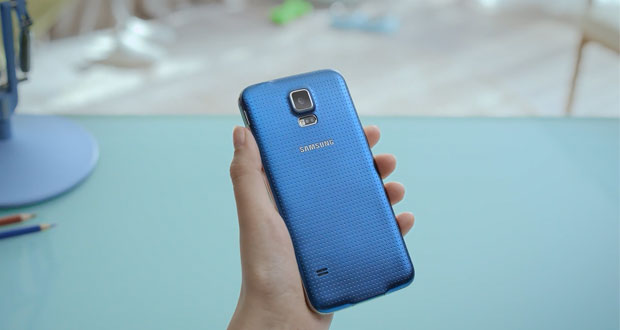 Galaxy S5, video promotionnelle