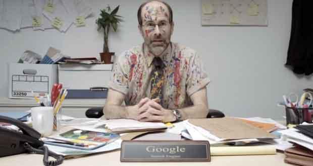 Google, Etude gDNA