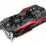 Republic of Gamers Matrix R9 290X et GTX 780 Ti