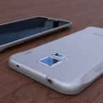 Samsung Galaxy F, Concept design