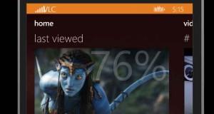 Lecteur VLC pour Windows Phone 8