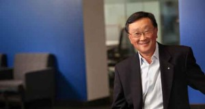 CEO John Chen de Blackberry