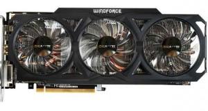 R9 280 WindForce OC de Gigabyte