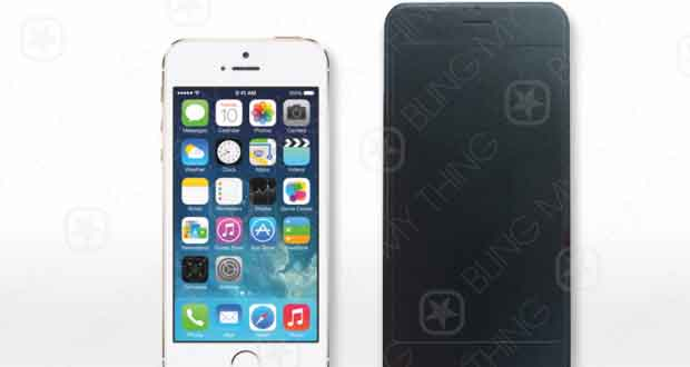 Moule de l'iPhone 6 ?