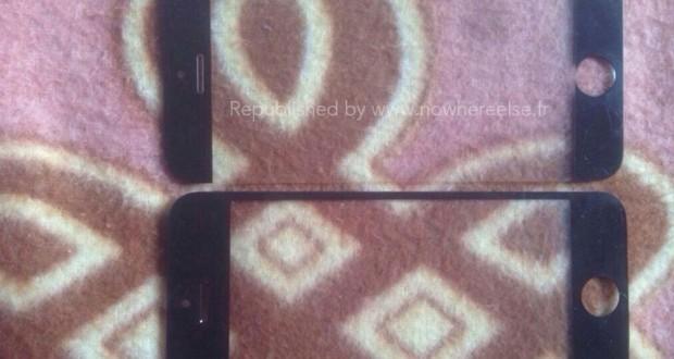 façade en verre de l'iPhone 6 ?