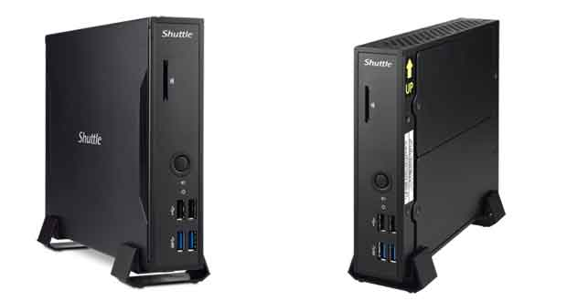 Mini PC Shuttle DS437T