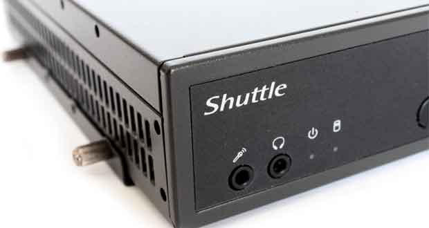 Slim PC Shuttle DS81