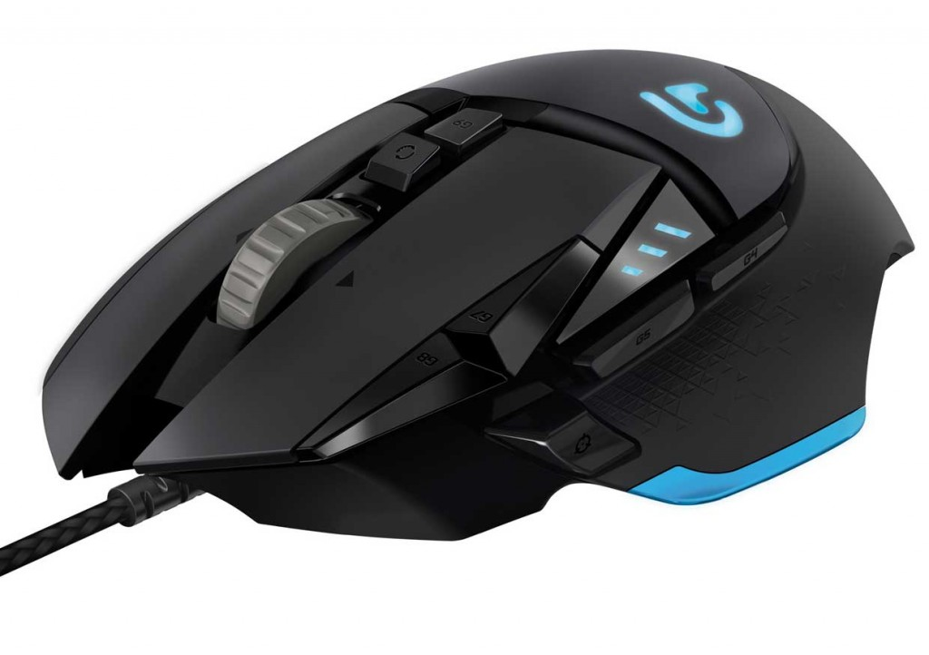 G502 Proteus Core Tunable Gaming Mouse