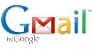 Service de messageries Gmail