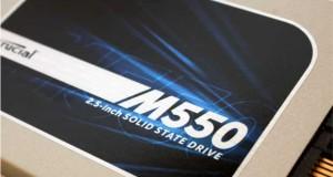 SSD Crucial M550 512 Go