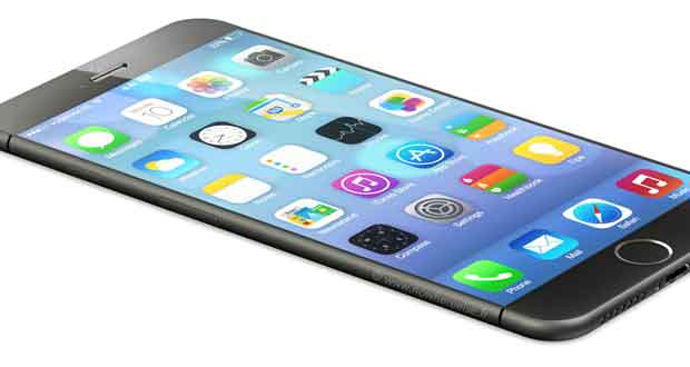 iPhone 6, Rendu 3D