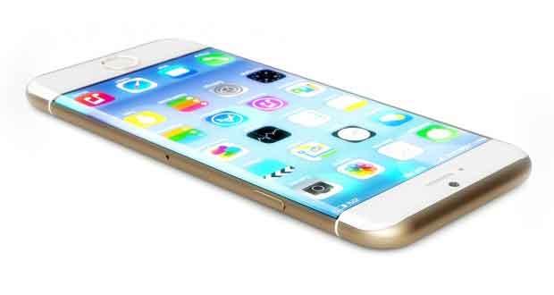 iPhone 6 Rendu 3D