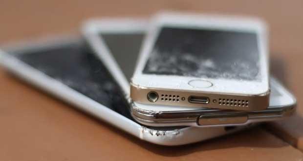 All New HTC One M8 vs Samsung Galaxy S5 vs Apple iPhone 5s Drop Test!