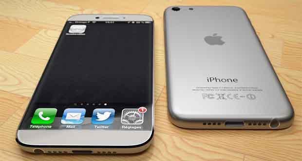 iPhone 6, concept du designer Martin Hajek