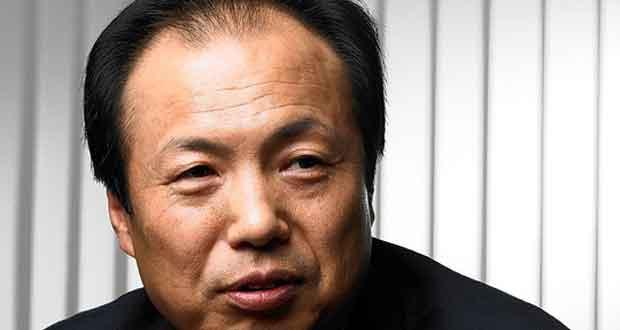 jk shin, l'actuel PDG de Samsung