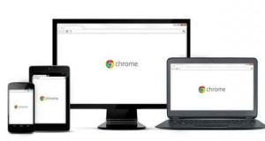 Navigateur Chrome de Google