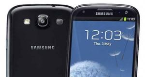 Galaxy S3 4G black