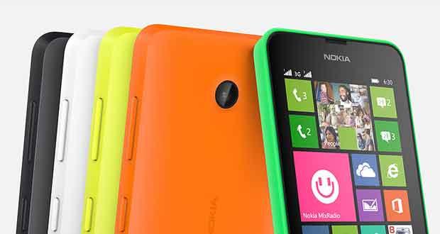 Lumia 630 Dual-SIM