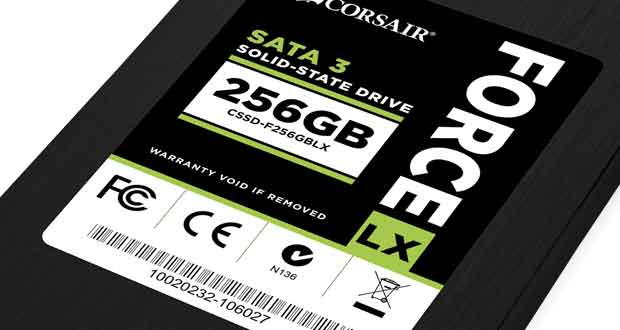 SSD Force LX de Corsair