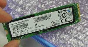 SSD M.2 XP941 de Samsung