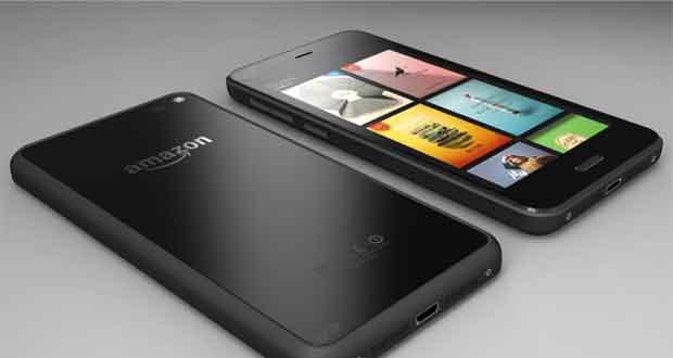 Smartphone 3D d'Amazon
