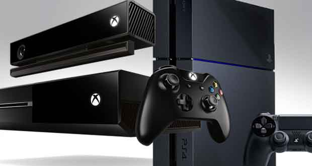 Consoles Next Gen, Xbox One, PlayStation 4