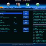 Z97S-SOC, le BIOS classique