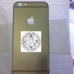 iPhone 6, coque en aluminium