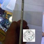 iPhone 6, coque en aluminiumen aluminium