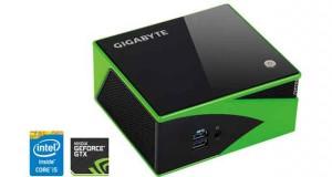 Mini-PC Gigabyte Brix Gaming