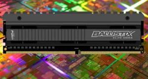 Barette DDR4 Balistix Elite