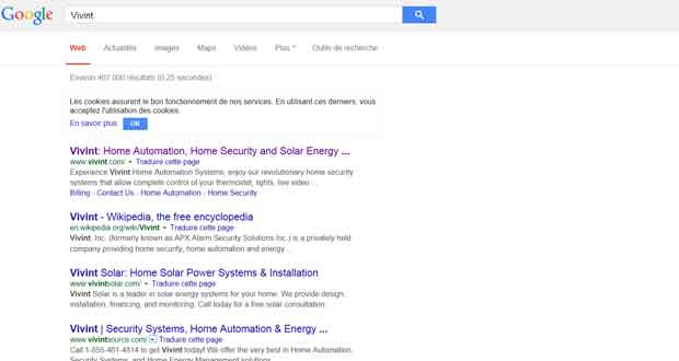 Google Vivint