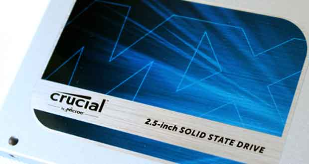 SSD Crucial MX100 512 Go