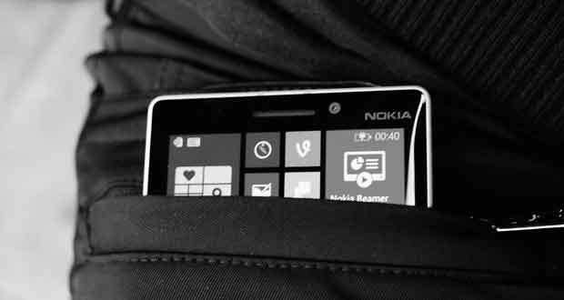 Pantalon QI pour Lumia