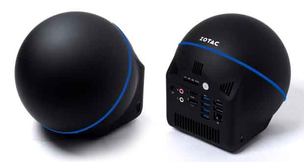 ZBOX Sphere OI520 Series