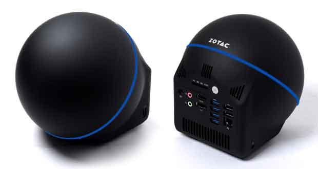 ZBOX Sphere OI520 Series