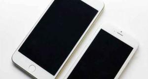 iPhone 6 5,5 pouces