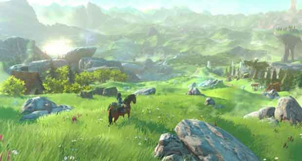 The Legend Of Zelda sur Wii U