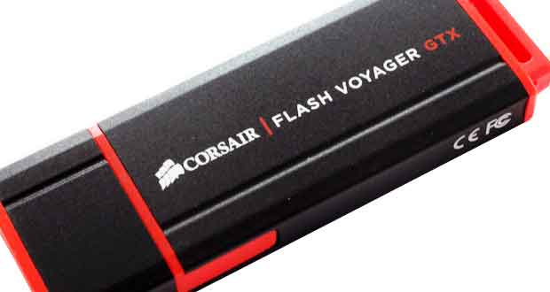Clé USB 3.0 Flash Voyager GTX 128 Go